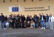 Strokovna ekskurzija v Bruselj (2016)