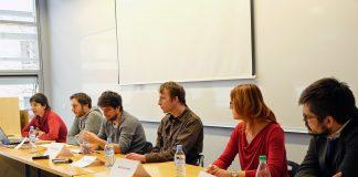 Okrogla miza Krhanje novinarskega poklica